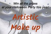 Halloween Professional Make-Up
