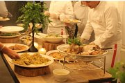 Open Sunday Buffet Catering by Muscat