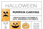 Pumpkin carving ☺️🎃