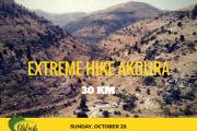 Extreme Hike Aaqoura (30Km)