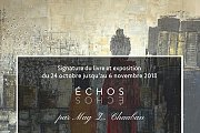 Échos | Book Signing & Solo Exhibition by Mag Z. Chaaban