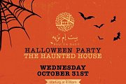 Halloween Party - The Haunted House