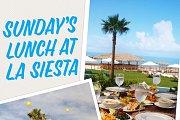 Sunday Lunch at La Siesta
