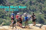 Hiking Marj Bisri with Rovers Lebanon