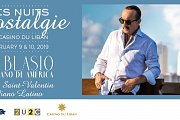 Raul Di Blasio Live in Concert at Casino du Liban