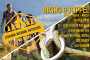 Hiking & Rappel in Broumana with Lebanon Outdoor Activities
