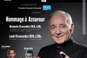 Hommage à Aznavour