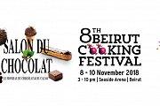 5ème Edition Salon Du Chocolat Beirut | 8th Beirut Cooking Festival