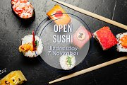 Sushi Night at Signatures