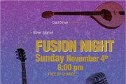 Fusion Night at Aleph B