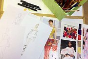 Fashion Design Basics at Alwan Salma