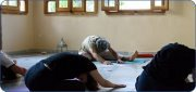 Yoga class at Beit El Nessim - Every Thursday
