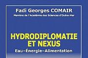 """Signature du livre """"Hydrodiplomatie et Nexus"""" par le Docteur Fadi Georges Comair"""