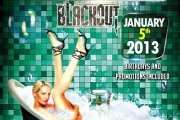 BlackOut - Foam Party