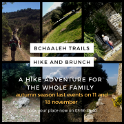Hiking & Brunch with Bchaaleh Trails