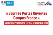 Journée Portes ouvertes à Campus France