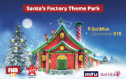 Santa's Factory at Beit Misk