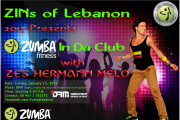 ZUMBA® IN THE CLUB WITH ZES HERMANN MELO @ DRM LEBANON