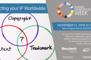 GEW: Berytech Meetup Special Edition - Protecting your IP Worldwide