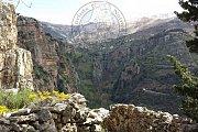 Hiking in Wadi Qannoubine with Foot Prints Club