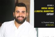 Digital Marketing A-Z Training in Lebanon - Weekday Program