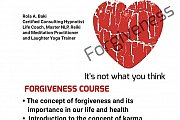 FORGIVENESS Course