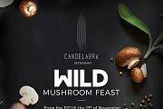 Wild Mushroom Feast at Kempinski Summerland