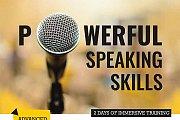 Powerful Speaking Skills