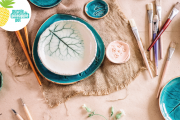 Ceramic Workshop at Le Lilas Flower Lounge