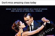 Argentine Tango Group Class