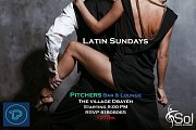Latin Sundays at Pitchers