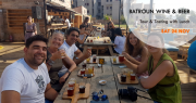 Batroun with Wine & Beer - Guided Tour with Living Lebanon