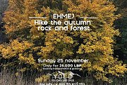 Hike the Autumn Rock & Forest With YOLO