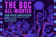 The BGC All-Nighter starring Habibi Funk