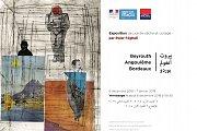 Exposition Roger Félaghi à l'Institut Français du Liban
