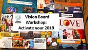 Vision Board Workshop: Activate 2019 - I Have Learned Academy