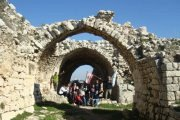 "Hiking in ""Smar Jbeil - Sghar"" with Dale Corazon"