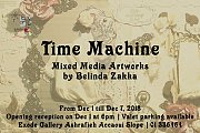 Time Machine | Exhibition by Belinda Zakka