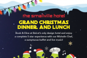 Grand Christmas Lunch at The Smallville Hotel