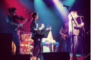 """The Missing Pixels"" in concert"