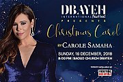 Christmas Carol - CAROLE SAMAHA at Dbayeh International Festival