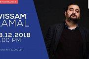 Wissam Kamal Live at Tota