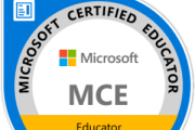Microsoft Certified Educator (MCE) Preparatory Course & Exam