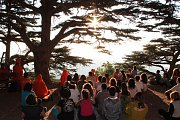 Meditation retreat with Ananda Marga Lebanon