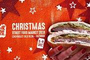 Christmas Street Food Market - Souk el Akel