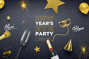 NYE 2019 with Alecco's at The Backyard