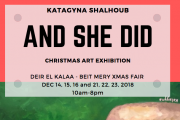 Christmas Art Exhibition