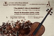 Cellos Sing Christmas (by Beirut Cello Ensemble)