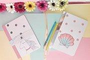 Make Your Own Notebook at Alwan Salma