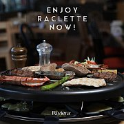 Raclette at Riviera Hotel